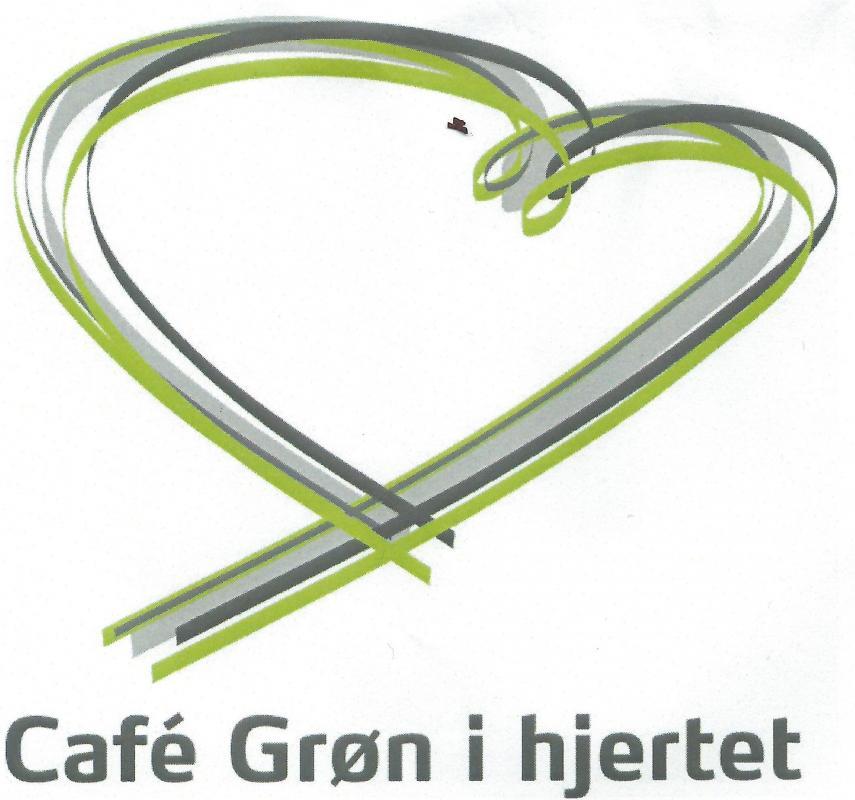 Cafe grøn i hjertet