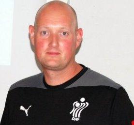 Henrik Mouritsen får plads i DHFs breddedommerudvalg