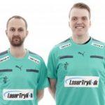 Jakob Falkenberg Hansen og Kasper Kolstrup Møller