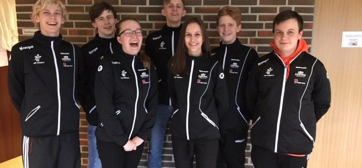 Humlebi Cup 2018 – Talentudvikling, hygge og nyt  dommertøj til unge Kreds 6 dommere