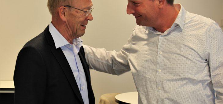 Kreds 6 fik to formandsposter i Jydsk Håndboldforbund