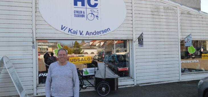 "Horsens Cykler ny ""Ungesponsor"" i HKØ"